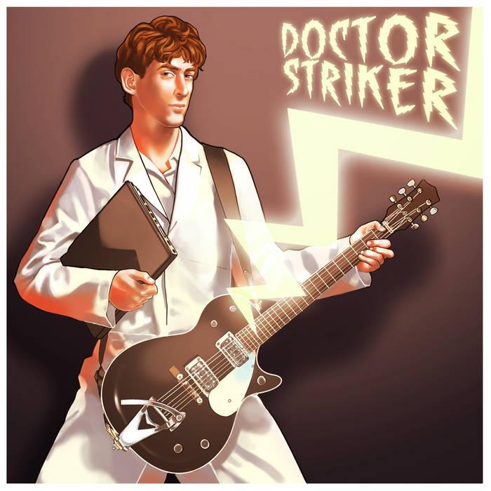 Doctor Striker cover art