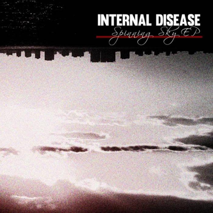Spinning Sky EP cover art