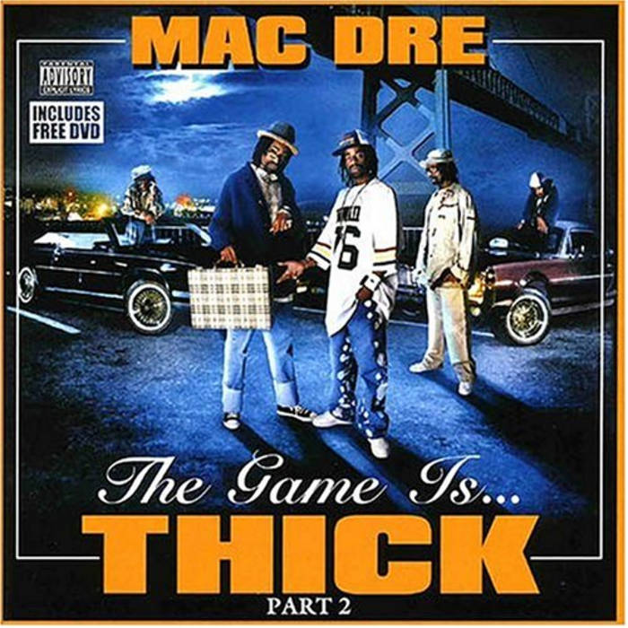 The Game Is... THICK, Pt. 2 cover art