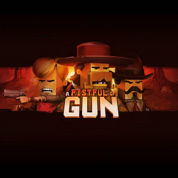 Fistful of Gun OST cover art