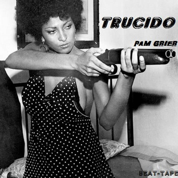 Pam Grier (2016) cover art
