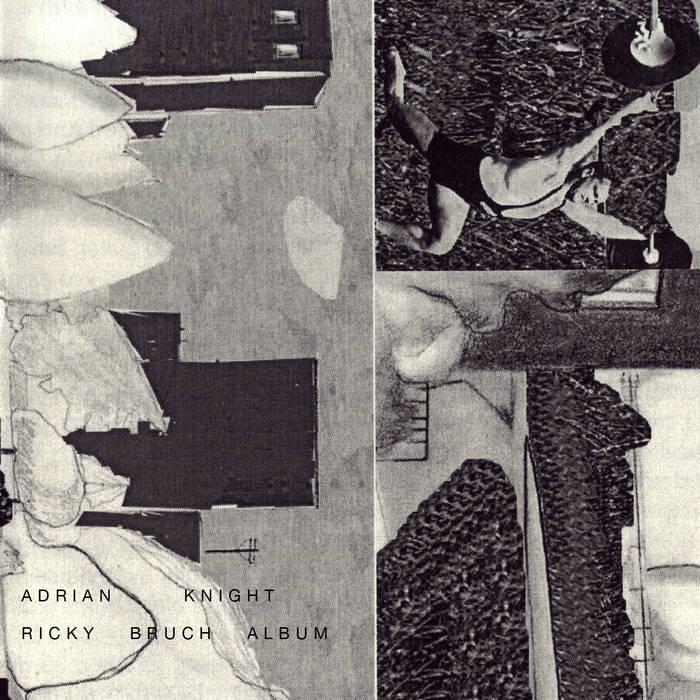 Ricky Bruch Album cover art