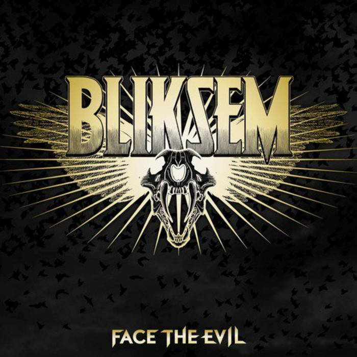 Face The Evil cover art