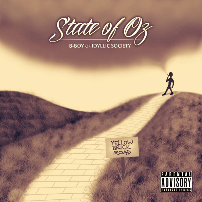 State of Oz cover art
