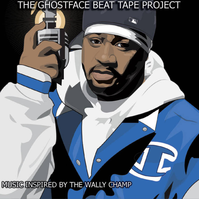The GhostFace Beat Tape cover art