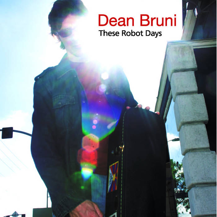 These Robot Days cover art