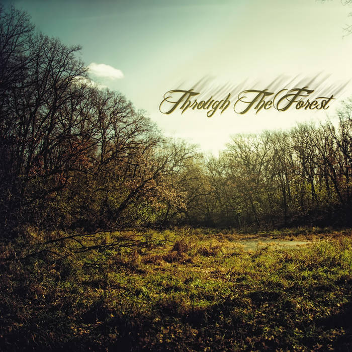 Through The Forest EP cover art