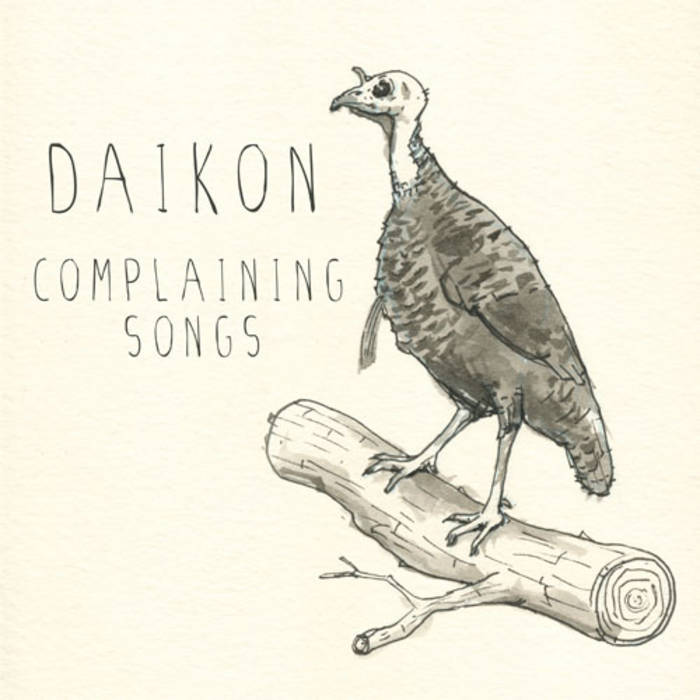 Complaining Songs LP cover art