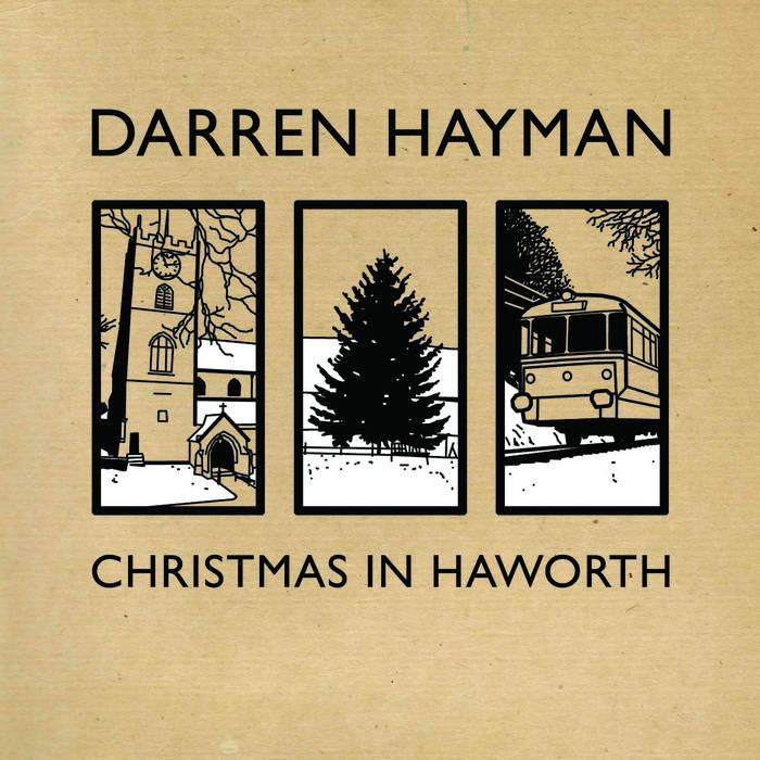Christmas In Haworth cover art