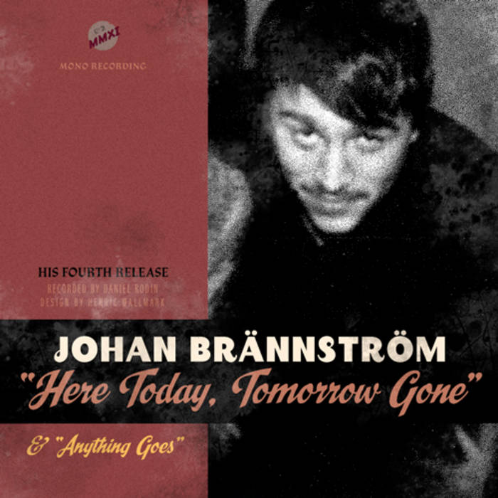 Here Today, Tomorrow Gone cover art