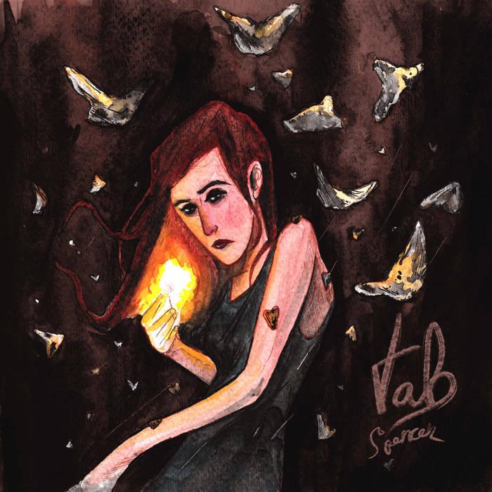 Tab Spencer cover art