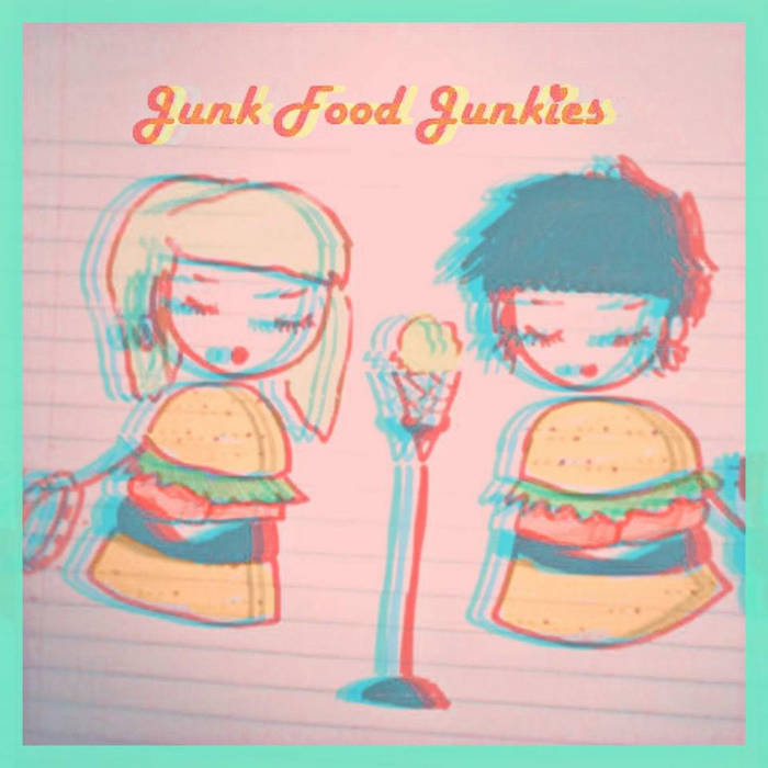 Junk Food Junkies cover art