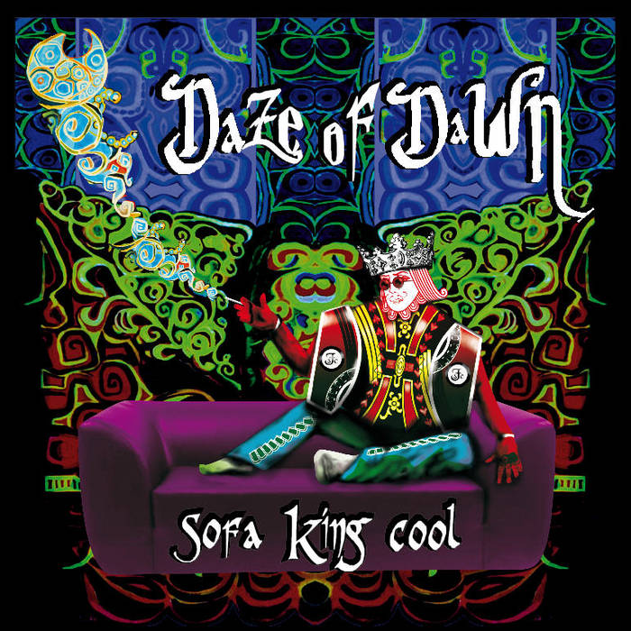 SOFA KING COOL cover art