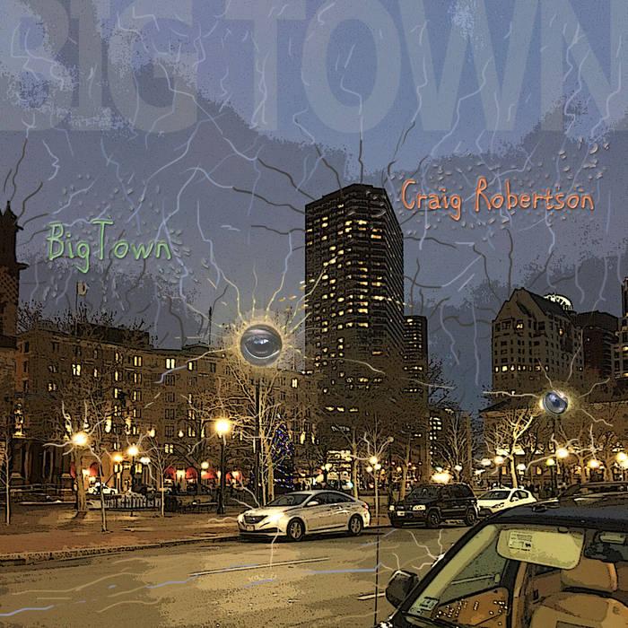 BIG TOWN cover art