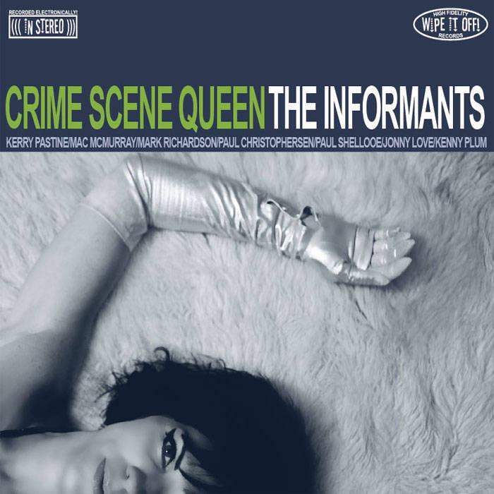 Crime Scene Queen cover art