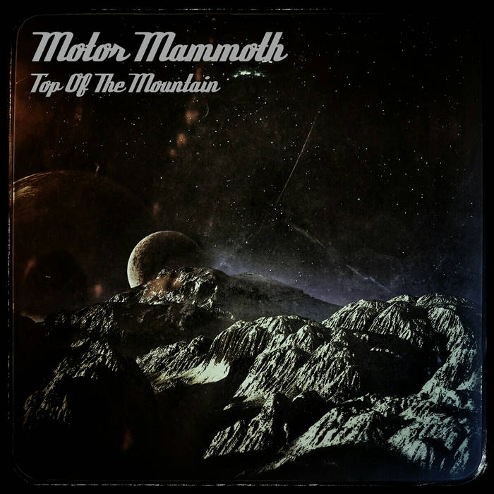 Top Of The Mountain (Single) cover art