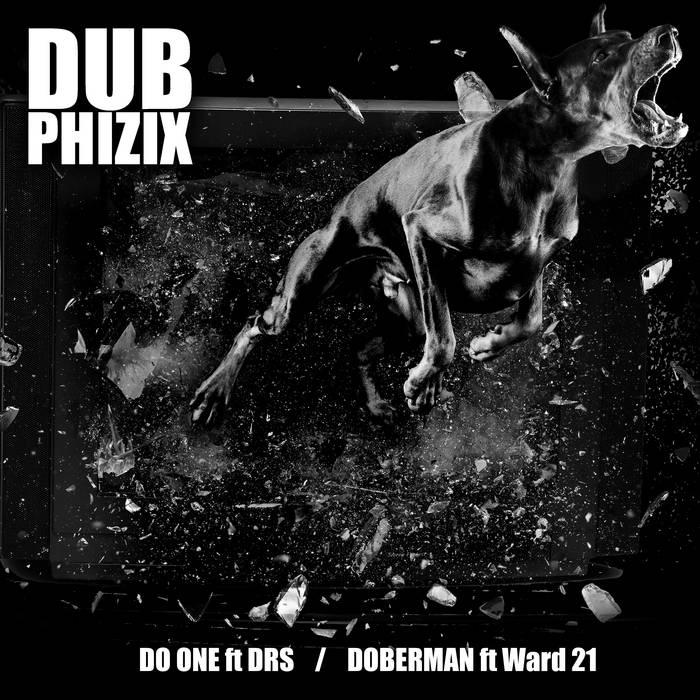 Do One / Doberman cover art