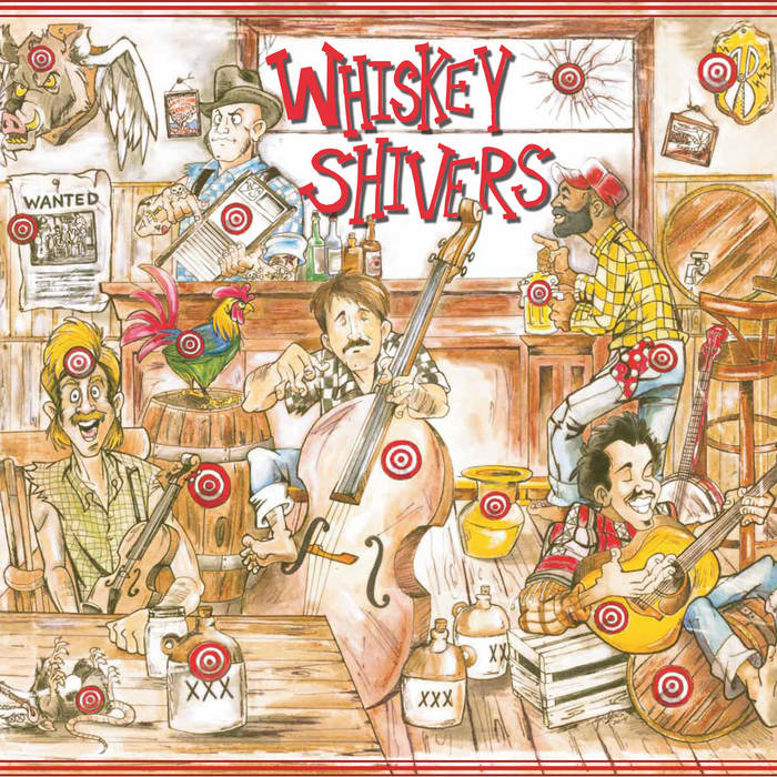 Whiskey Shivers cover art