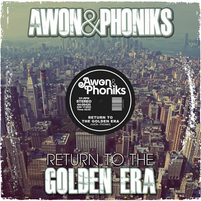 Return to the Golden Era cover art