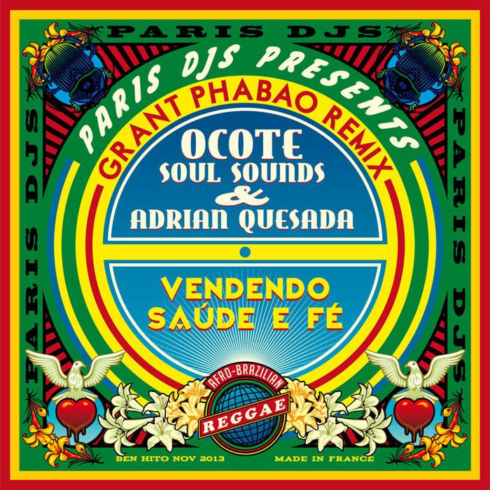 Vendendo Saúde e Fé feat. Tita Lima (Grant Phabao Remix) cover art