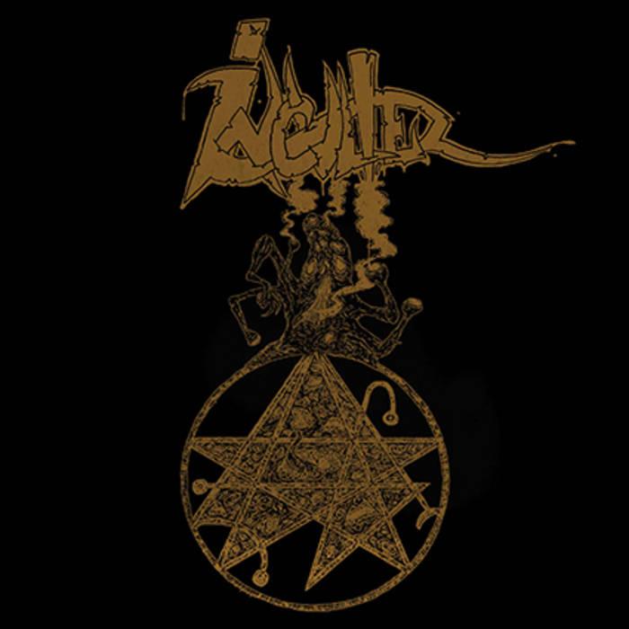 """Inculter - Stygian Deluge 7""""EP cover art"""