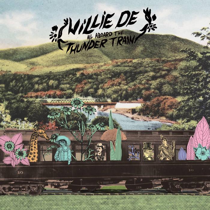 Thunder Train cover art