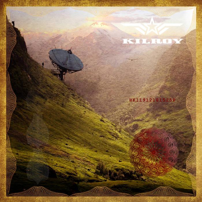 Kilroy - LP cover art