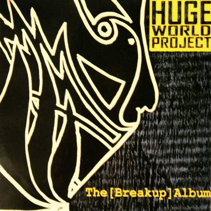 The Breakup Album cover art