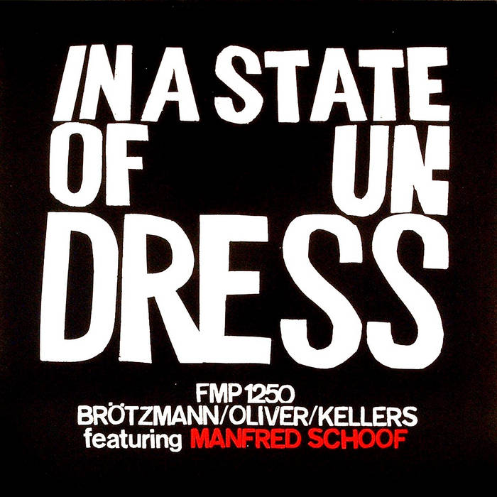 In a State of Undress cover art