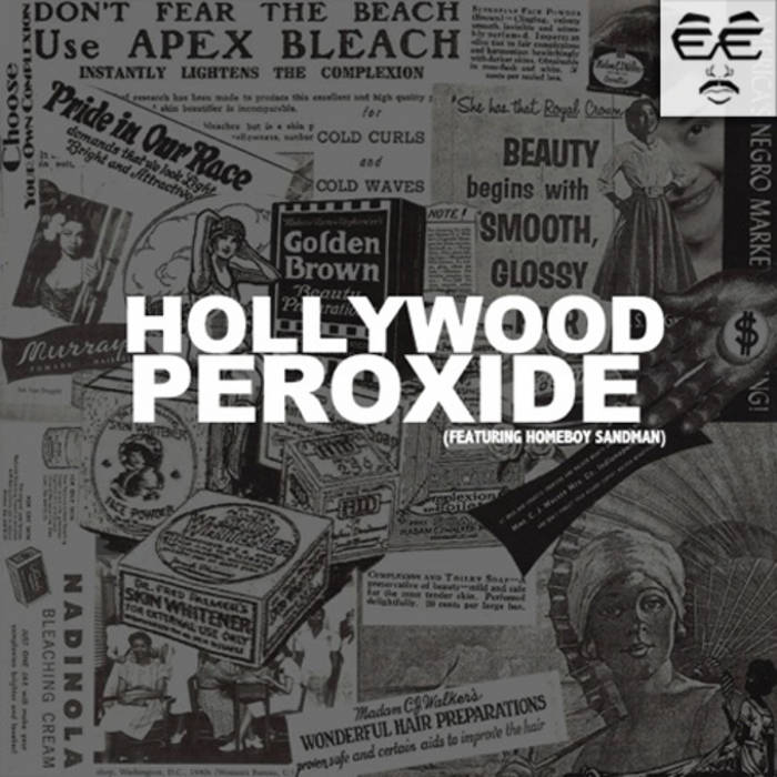 Hollywood Peroxide (Feat. Homeboy Sandman) cover art