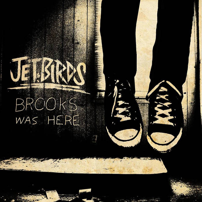 Brooks Was Here cover art