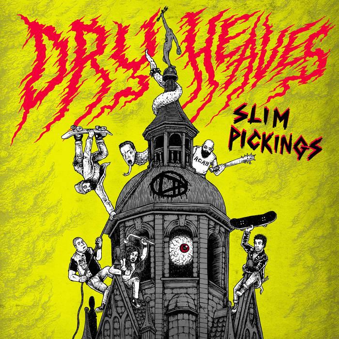 Slim Pickings LP cover art