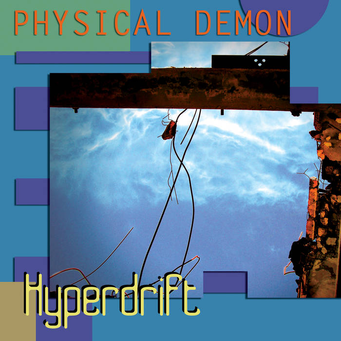 Hyperdrift cover art