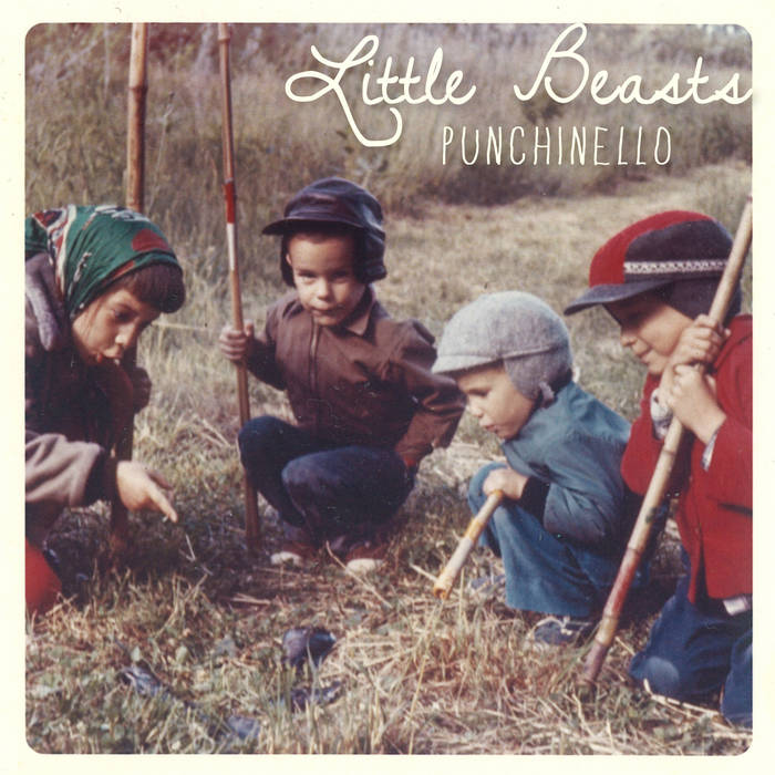 Little Beasts cover art
