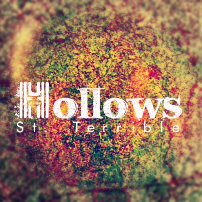 Hollows- The Flowereater EP cover art