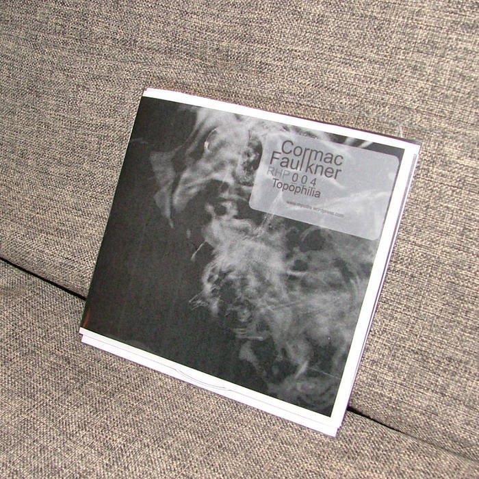 "Cormac Faulkner's ""Topophilia"" cover art"