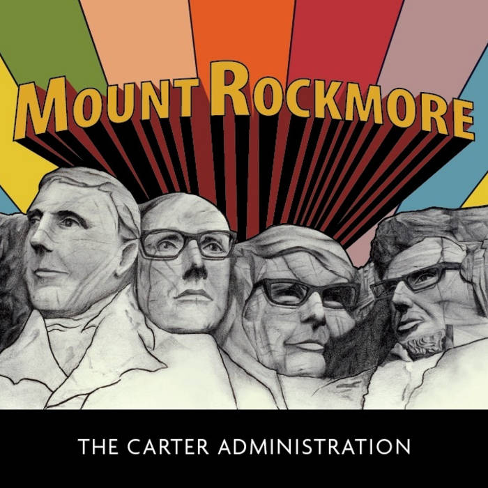 Mount Rockmore cover art