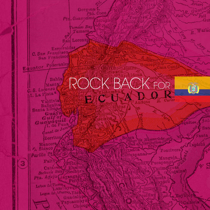 Rock Back for Ecuador cover art
