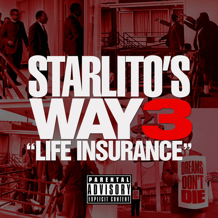 Starlito's Way 3: Life Insurance cover art