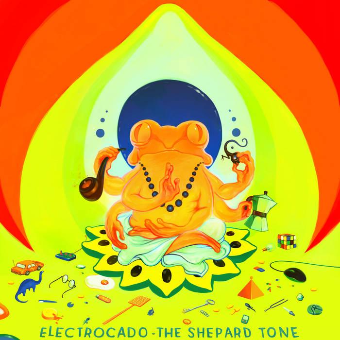 The Shepard Tone cover art