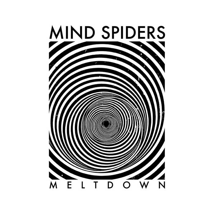 Mind Spiders - Meltdown cover art