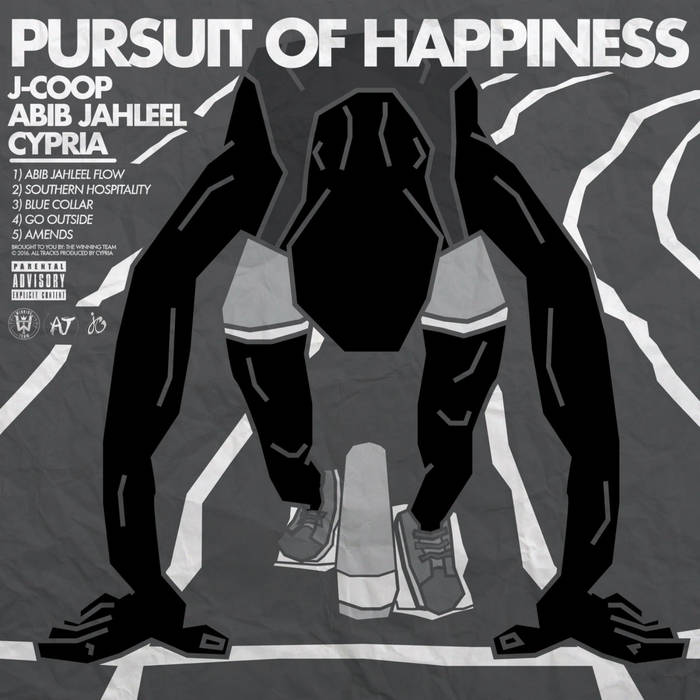 PURSUIT OF HAPPINESS EP 09 30 2016 (Prod. By Mykal Riley) cover art