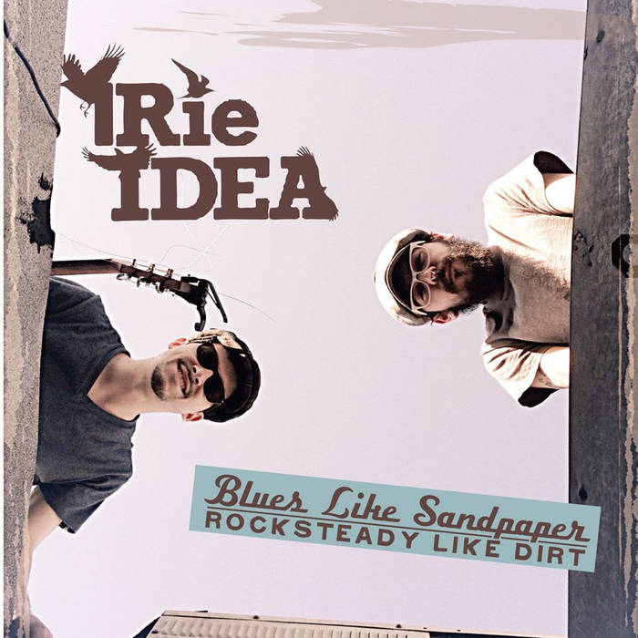 Blues Like Sandpaper | Rocksteady Like Dirt cover art