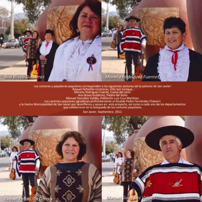 San Javier con Alma Patrimonial cover art