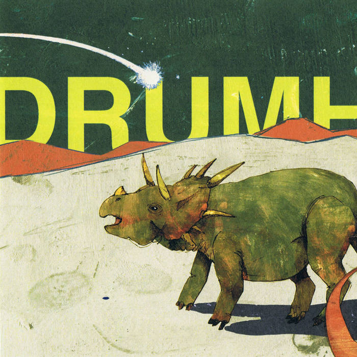 When Dinosaurs Ruled The Earth cover art