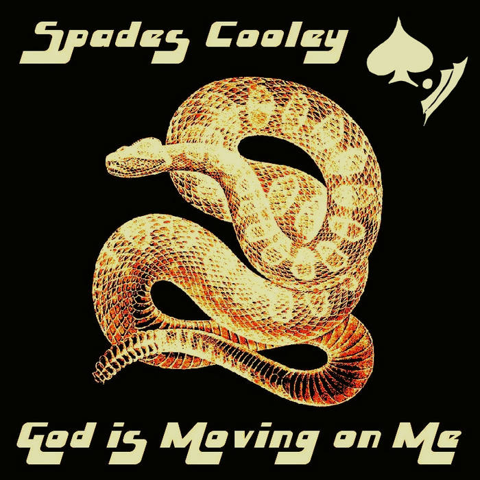 God Is Moving On Me cover art