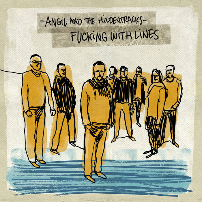 Fucking with lines cover art