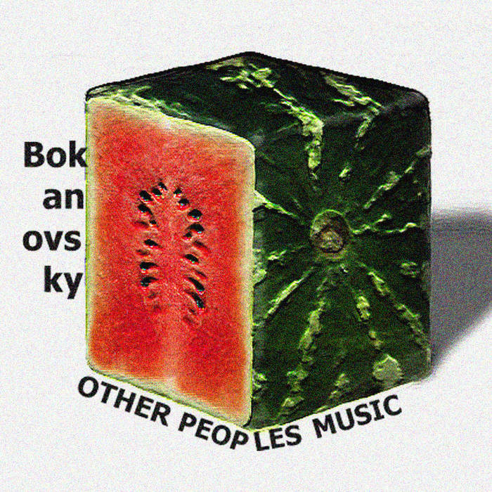 Bokanovsky cover art