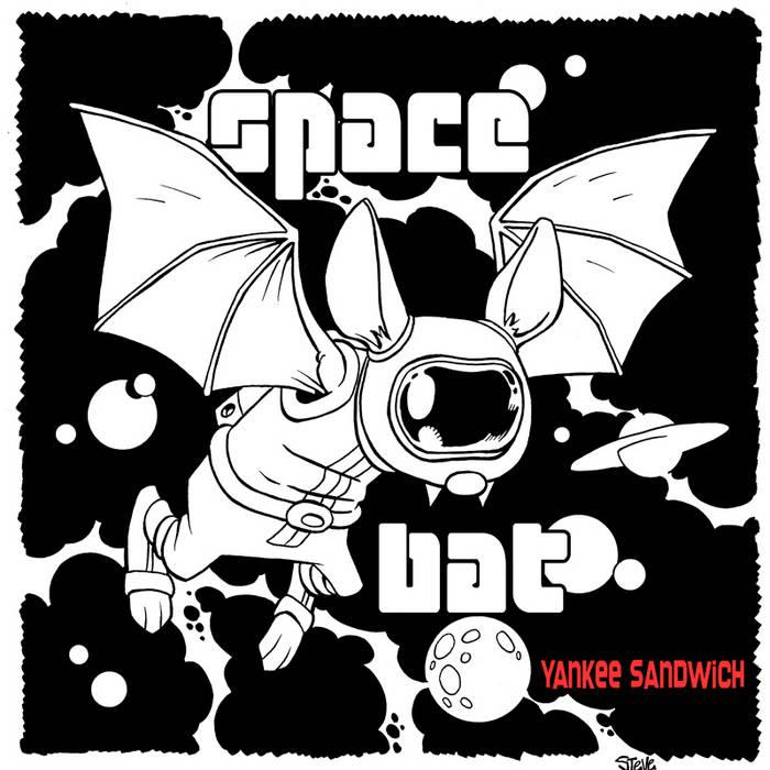 Space Bat EP cover art