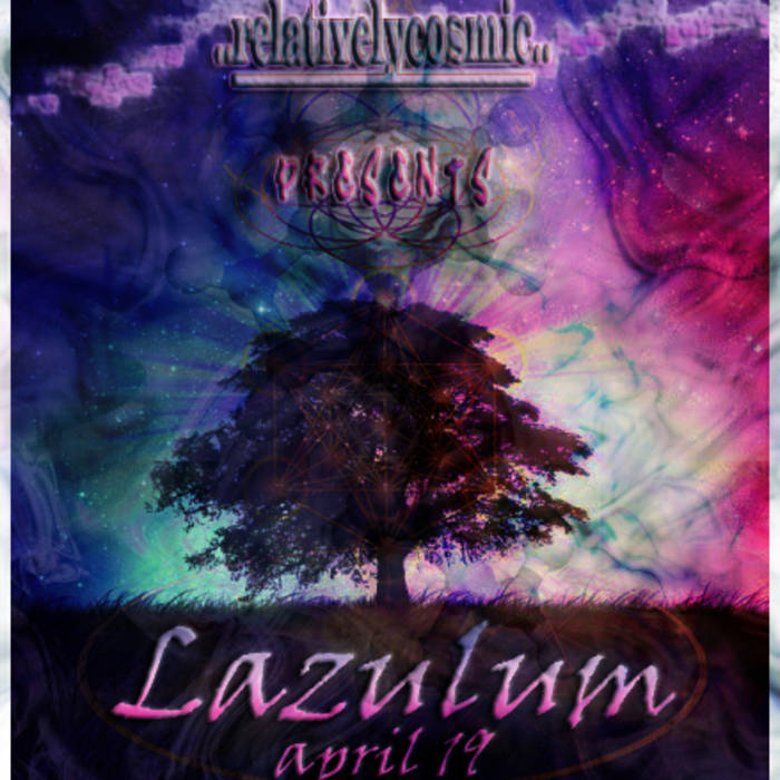 Lazulum: Early Catz Ticket cover art